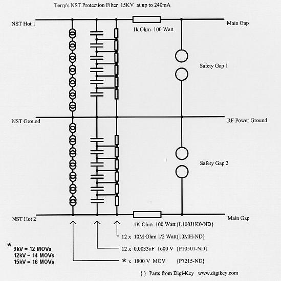 tesla coil design construction and operation guide rh teslacoildesign com nest wiring diagram images nest wiring diagrams for boiler